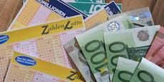 Erneut Lotto-Clou um 300.000 Euro am Freitag