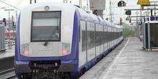Schwarzfahrer übergibt sich – ganzer Zug evakuiert