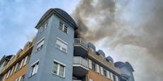 Mann kam bei Brand in Groß-Enzersdorf ums Leben