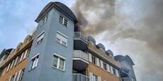 Zigarette war Schuld am Brand mit Totem