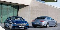 Facelift und neue Motoren für den Mercedes CLS