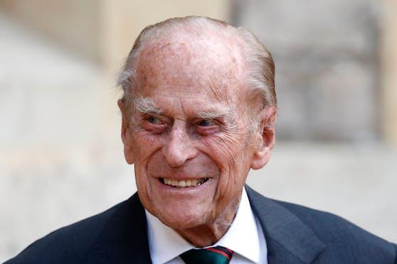 Am 9. April verstarb Prinz Philip im Alter von 99 Jahren.