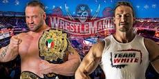 Bambikiller und Peter White tippen Wrestlemania 37