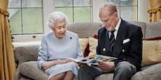 Mit Philip verliert die Queen ihre größte Stütze