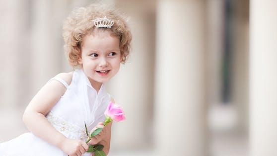 Kleine Prinzessinen tragen nun vermehrt märchenhafte Namen.