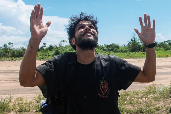 Antonio Sena ist nach einem Monat im Regenwald ein völlig anderer Mensch geworden