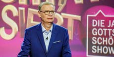 Jauch ist trotz Corona in TV-Show live dabei