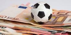 Wiener Fußballfan knackt 221.000-Euro-Jackpot