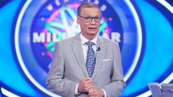 """Als """"Impfluencer"""" ist RTL-Quizmaster Günther Jauch Teil der """"Ärmel-Hoch""""-Kampagne, die in Deutschland auf die Corona-Impfung aufmerksam macht."""