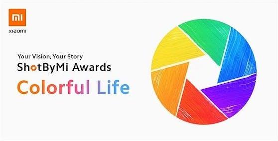 Xiaomi ShotByMi 2021 Awards.