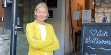 """""""Es reicht!"""" – Hotel-Rebellin sperrt trotz Verbot auf"""