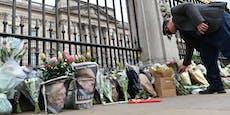 Was nach dem Tod von Prinz Philip geschieht
