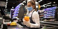 Enthüllt – jetzt auch neue Maskenregeln für Supermärkte