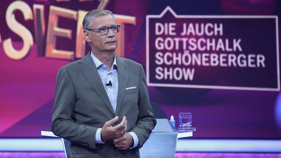 Trotz seiner überstandenen Corona-Erkrankung durfte RTL-Moderator Günther Jauch am Wochenende noch nicht ins TV-Studio zurückkehren.