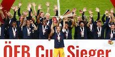 3:0 gegen LASK! Salzburg holt dritten Cup-Sieg in Folge