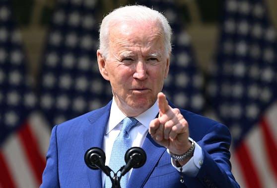 US-Präsident Joe Biden nahm am Sonntagabend (österreichischer Zeit) zur Lage in Afghanistan Stellung.