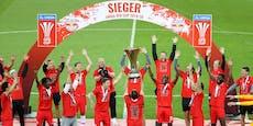 ÖFB-Cup: Salzburg peilt 13. Titel in sieben Jahren an