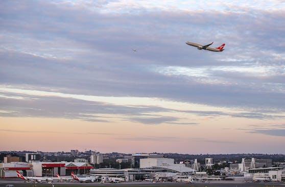 Flughafen Sydney
