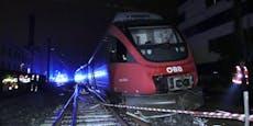 Großeinsatz! ÖBB-Zug bei Bahnhof in Bregenz entgleist