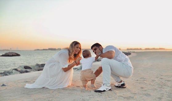 Noch vor ein paar Tagen kündigte Fiona Erdmann an, dass sie erneut schwanger ist.
