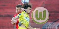 spusu St. Pölten wird Partner des VfL Wolfsburg