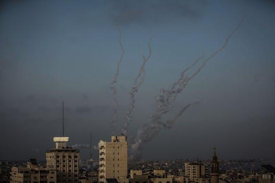 Im Gazastreifen wurden bei einer Explosion neun Menschen getötet.