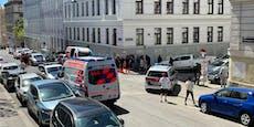 Männer prügelten sich in Wien mit Messer und Holzlatte