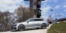 VW Arteon Shooting Brake: Der elegante Kombi im Test
