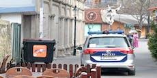 41-Jähriger geht mit Holzlatte auf Prater-Security los