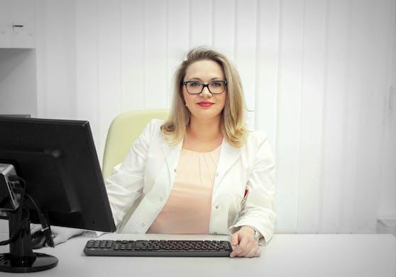 Ärztin Nataliya Miraval warnt vor Kurpfuschern.