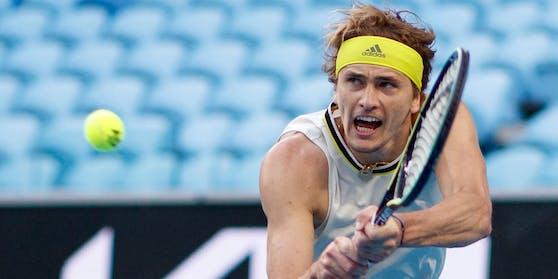 Tennis-Star Alex Zverev