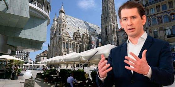 Öffnungen am 19. Mai: Der Lockdown in Österreich endet nach 7 Monaten.