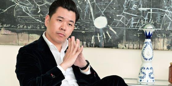 """Martin Ho gab sich im Gespräch mit """"Heute"""" zuversichtlich."""