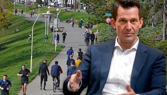 Gesundheitsminister Mückstein ist auch für die Öffnung - warnt aber vor einem neuen Lockdown.