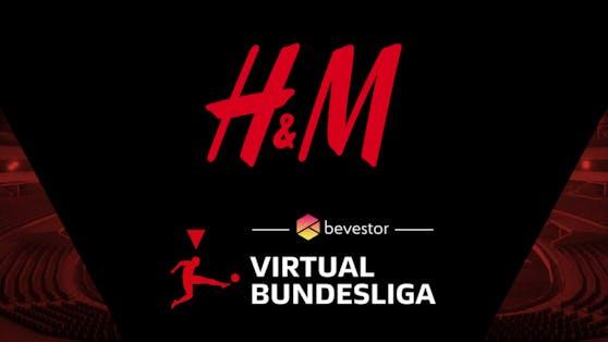 H&M Deutschland wird offizieller Premium Partner der bevestor Virtual Bundesliga.