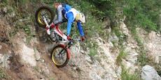 24-Jähriger stürzt mit Trialbike 20 Meter in den Tod