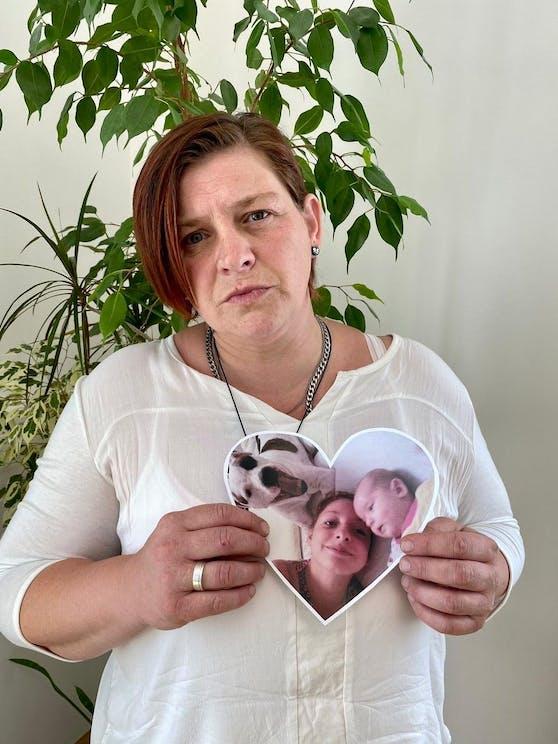 Opfermutter Manuela K. (43)
