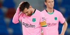 Barcelona rutscht im Titelrennen böse aus