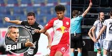 Abstieg, Europacup – Pacult tippt das Liga-Finale