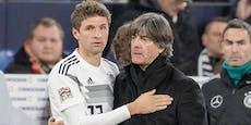 Löw schenkt Müller bei EURO wohl Deutschland-Comeback