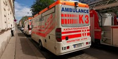 Corona-Patienten wegen Rauch in Wiener Spital verlegt