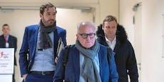 Deutsche Fußball-Bosse erklären ihren Rücktritt