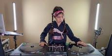 Neunjährige räumt bei DJ-WM in Dubai ab