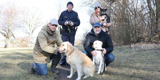 Hundebesitzer in Hietzing ergriffen die Initiative