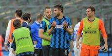 Inter bittet seine Meister-Stars um Gehaltsverzicht