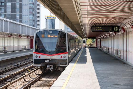 Die U1-Stationen Alte Donau und Kaisermühlen werden nach fast 40 Jahren modernisiert. Los geht es mit der Alten Donau, ab 17. Mai wird die Station durchfahren.