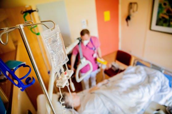 In Tirol wurde der betroffene Patient in einem Spital isoliert.