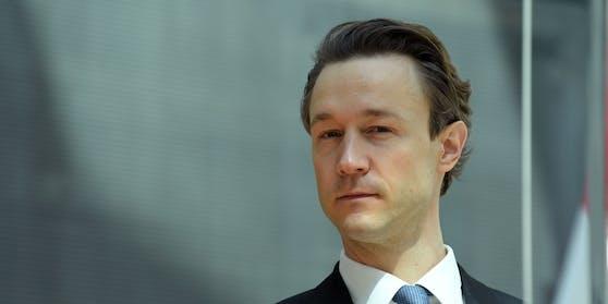 Finanzminister Gernot Blümel (ÖVP) (Archivfoto)