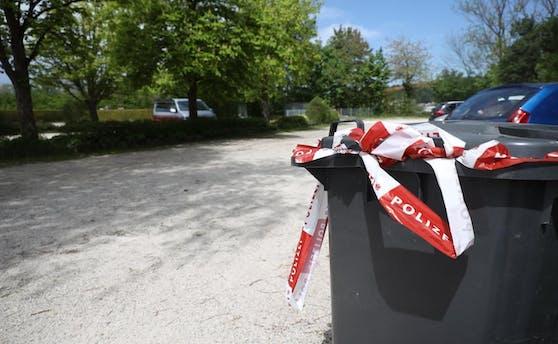 Mord und Selbstmord auf einem Friedhofparkplatz in Vöcklabruck.