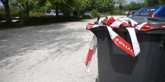 Mord und Selbstmord auf einem Friedhofparkplatz in Vöcklabruck